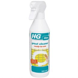 HG Ready to Use 500ml Wall, Floor, Bathroom or Kitchen Tile Grout Cleaner